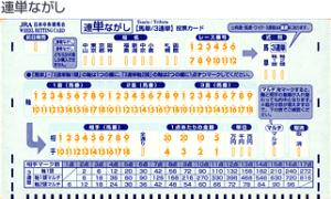青のカード2