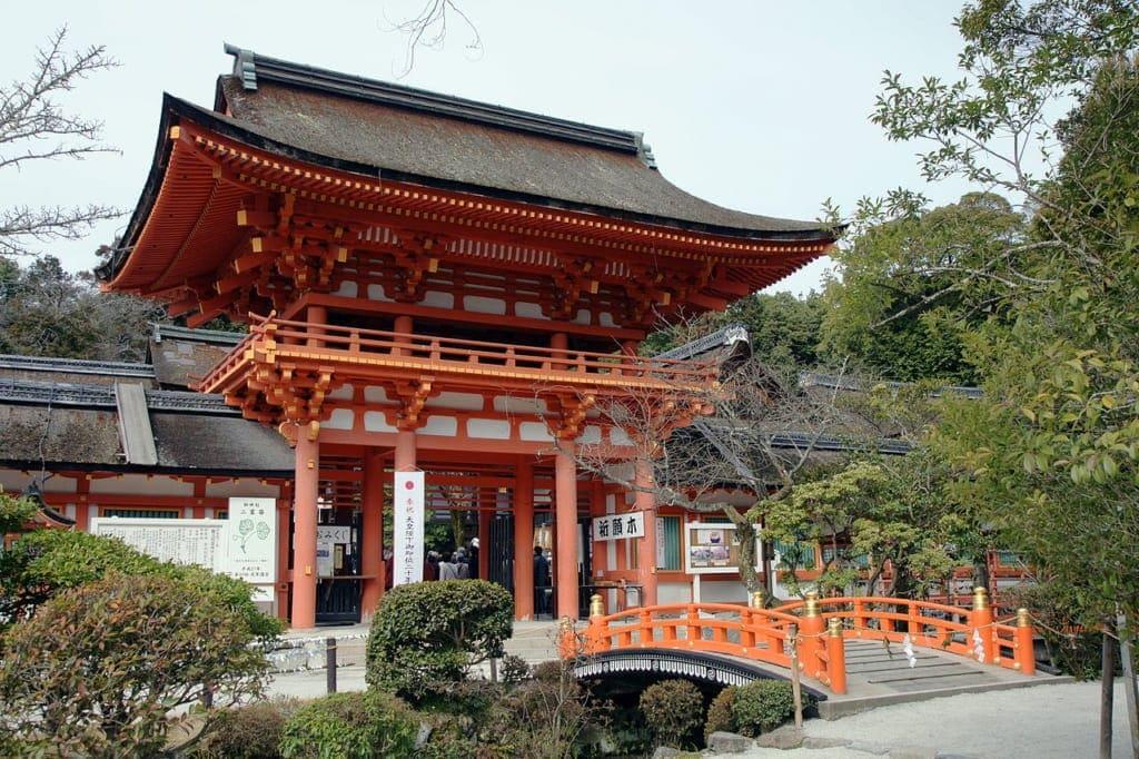 上賀茂神社 外観