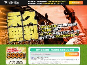 ターフビジョンは当たらないはデマ!安心して利用できる競馬予想サイト!