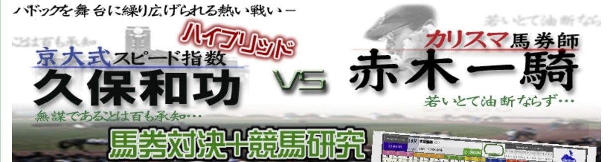 【京大式スピード指数】ハイブリッド競馬新聞