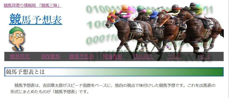 コンピューター 競馬三味