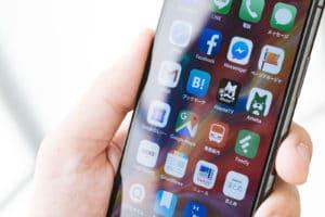 スマートフォン アプリ
