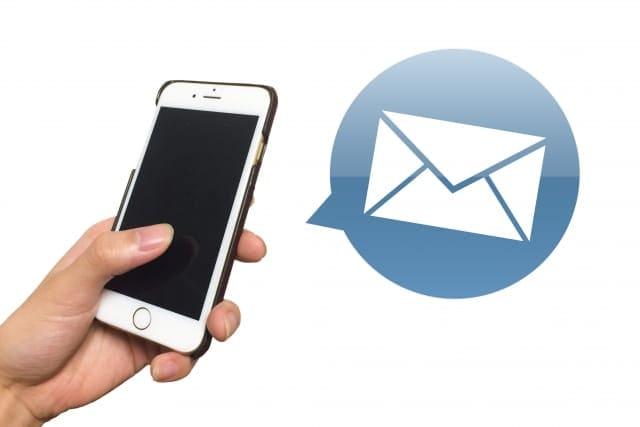 スマートフォン メール