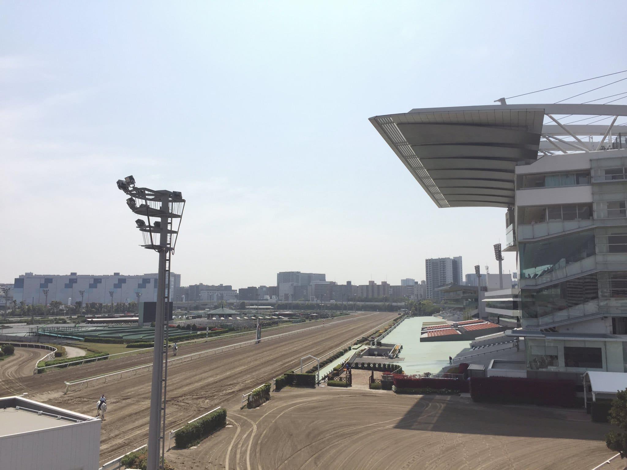 羽田盃 大井競馬場