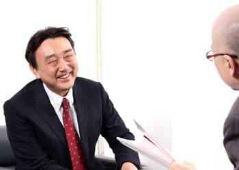 合田直弘 インタビュー
