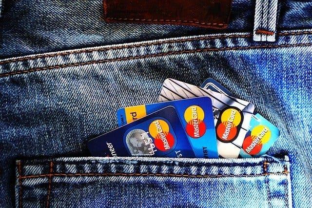 クレジットカード ポケット