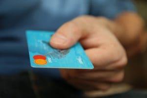 クレジットカード 使用