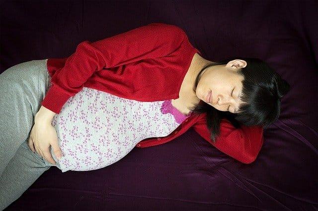 妊婦 睡眠