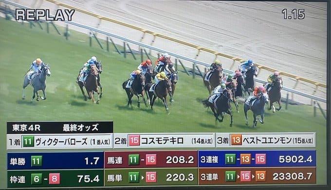 東京競馬 リプレイ