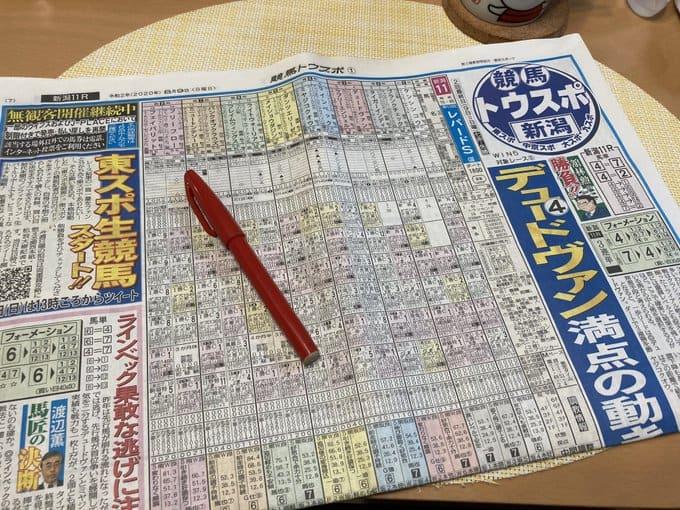 東京スポーツ 新聞