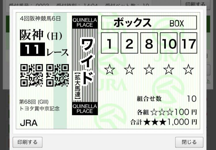 阪神 ワイド ボックス