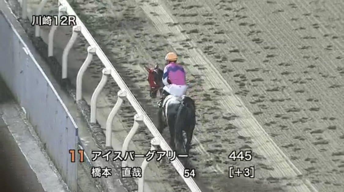 川崎競馬 返し馬
