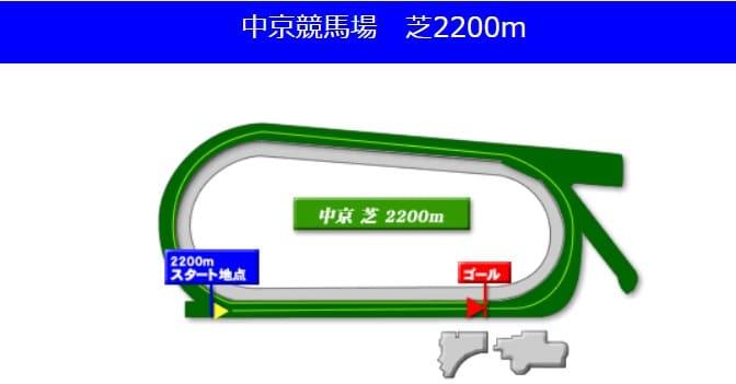 中京競馬場芝2200mの予想ポイント
