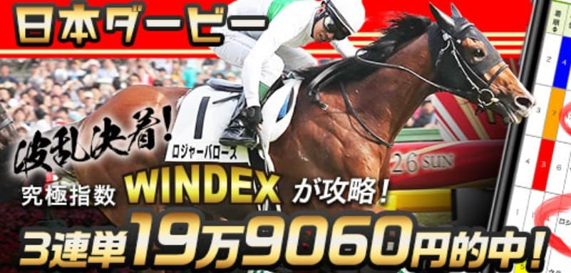UMAJIN(ウマジン)の競馬予想ソフト