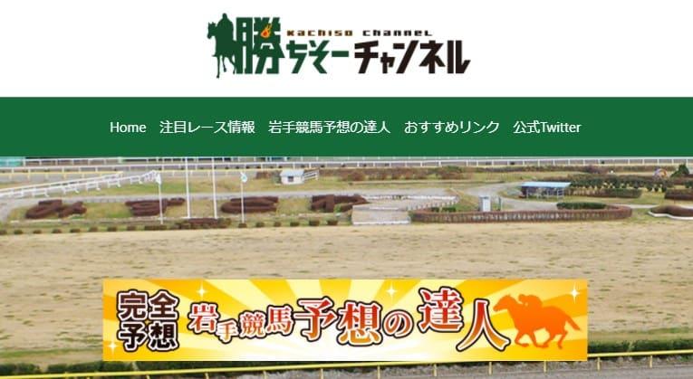 地方競馬予想 水沢 勝ちそーチャンネル