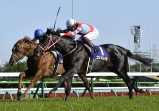 2021年大阪杯の注目馬1頭目:コントレイル
