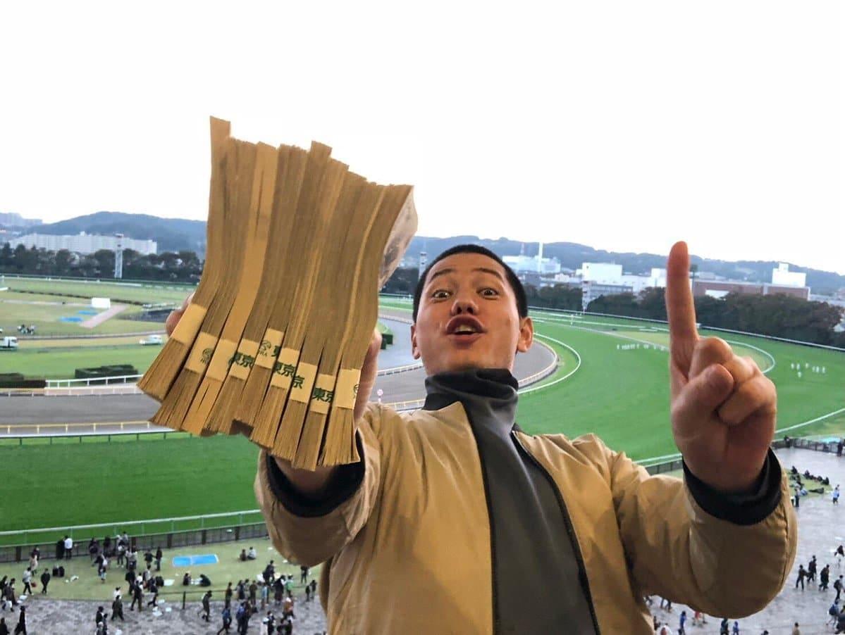 ケイタ 競馬 投資