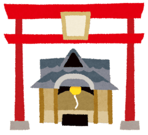 神社 画像