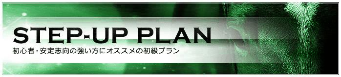 ターフビジョン STEP-UP PLAN